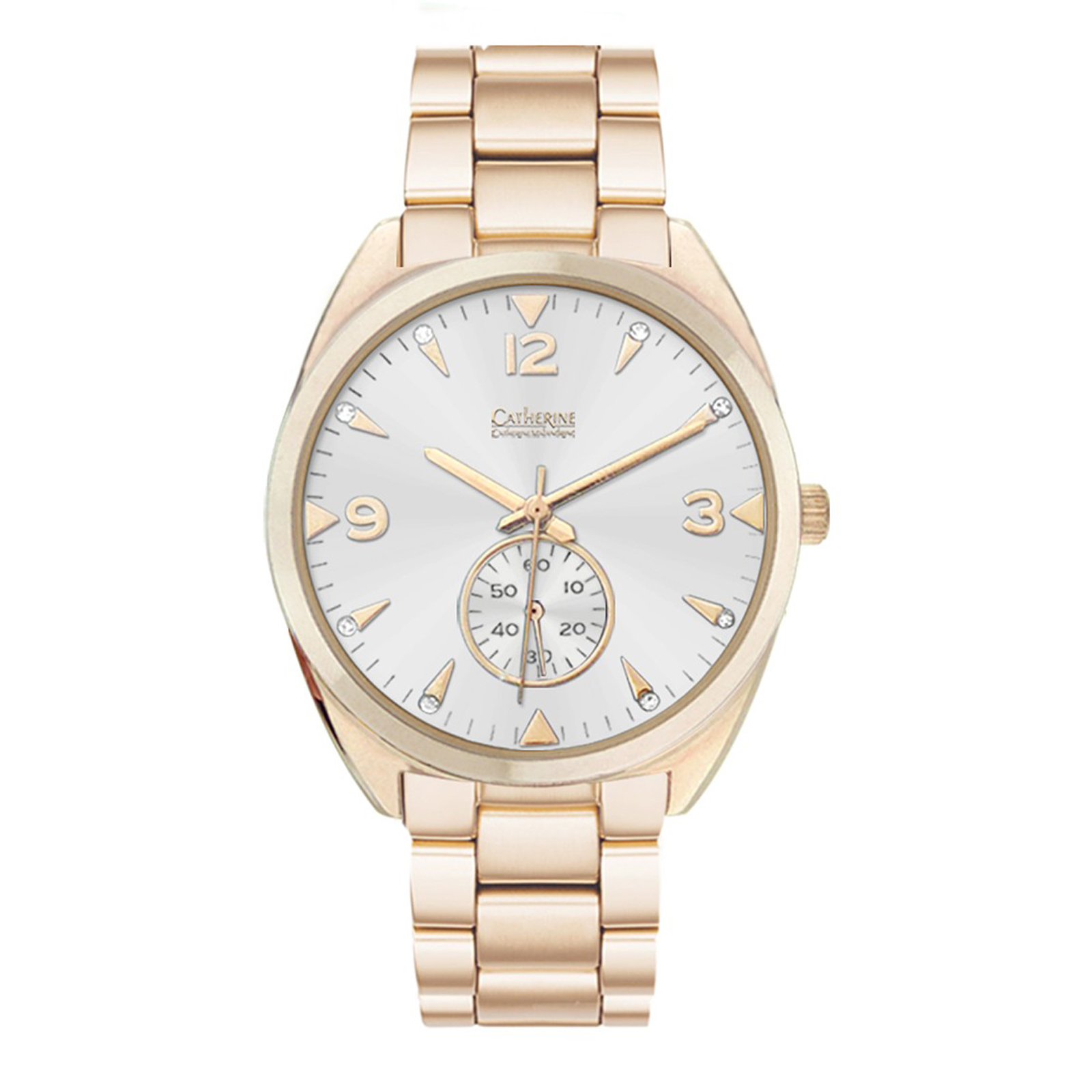 online oblong women s watches buysekonda watch crystal gold bracelet at rsp seksy strap johnlewis main pdp sekonda swarovski rose