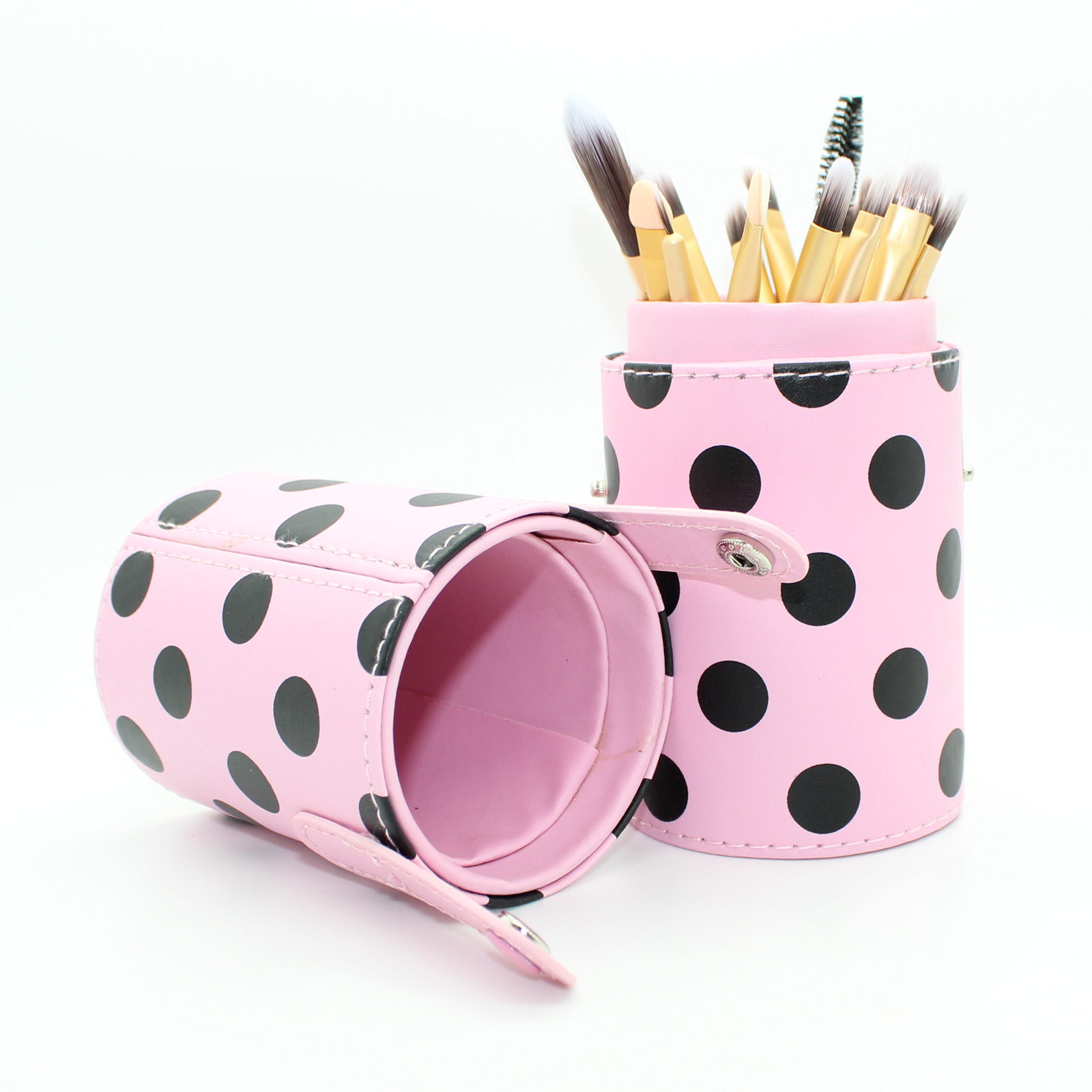 Super Pungles - Online Shopping Store - Makeup Brush Holder Faux Leather  ZP97