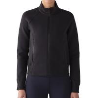 Dash   Splash Black Hat · lululemon-cotton-blend-zipup-front-stretch-black -jacket- 3e21ba9a3368