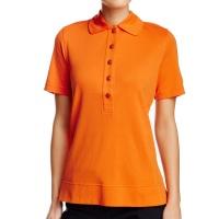 b27fad1ad22c tory-burch-short-sleeve-orange-polo-shirt-1