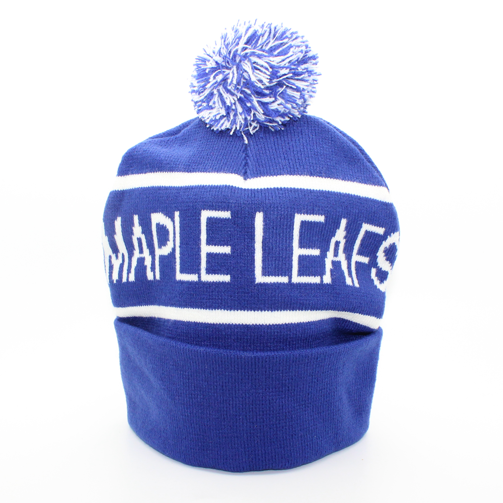 0d2a99979 ... hat walmart; toronto maple leafs nhl hockey cuffed knit unbranded